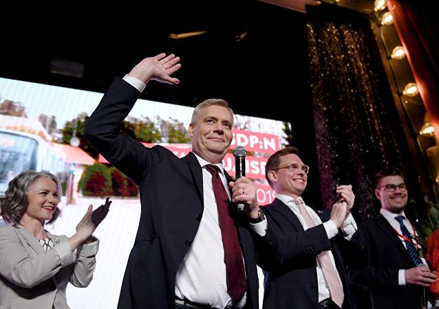 الحزب الاشتراكي الديمقراطي الفنلندي المعارض يفوز بالانتخابات البرلمانية