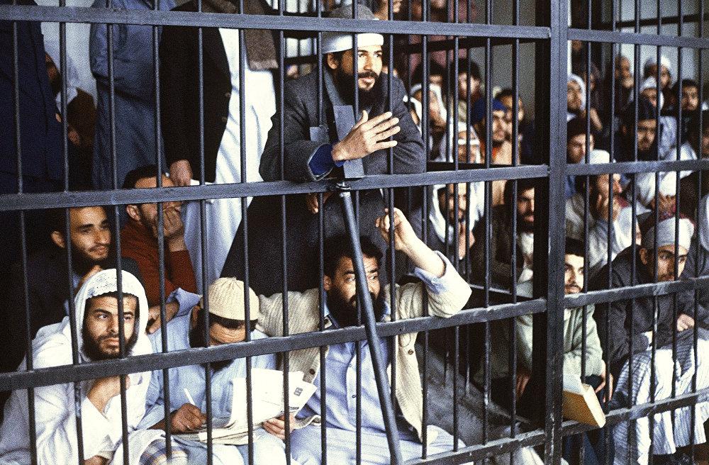 المتهمون بقتل الرئيس المصري محمد أنور السادات