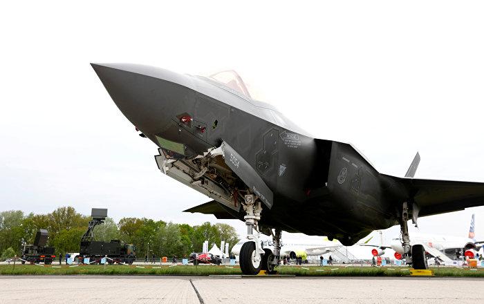 """كيف يمكن تدمير مقاتلات """"إف 35"""" الأمريكية في ثوان معدودة"""