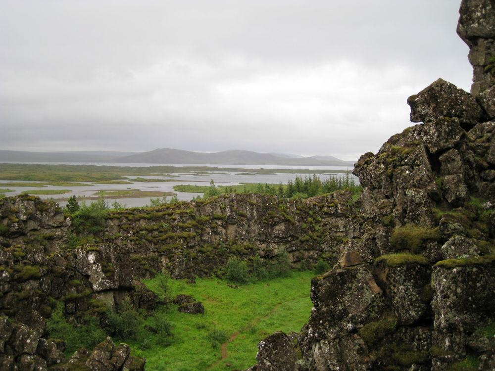 الحديقة الوطنية غولدن سيركل في أيسلندا