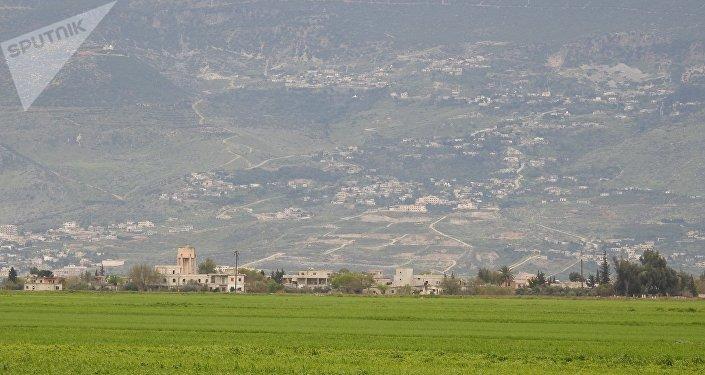 شمال حماة، سوريا أبريل/ نيسان 2019