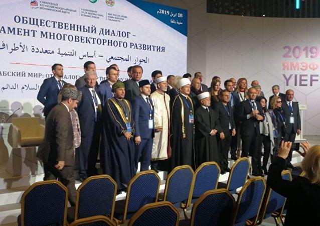 سياحة روسية مبشرة في سلطنة عمان
