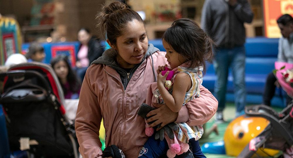 الطفلة الهندوراسية يانيلا سانتشيز