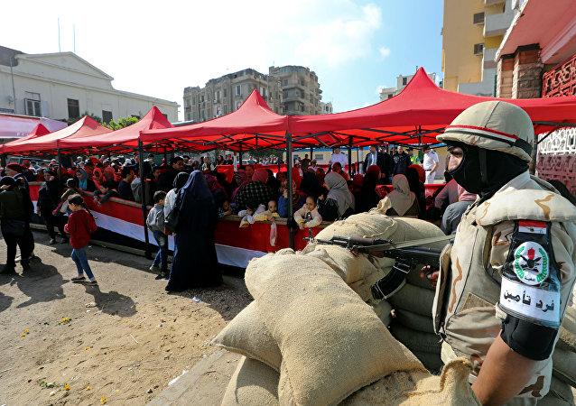 الاستفتاء على التعديلات الدستورية في مصر