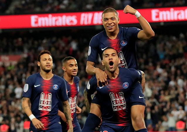 مباراة باريس سان جيرمان وموناكو (3-1) في الدوري الفرنسي