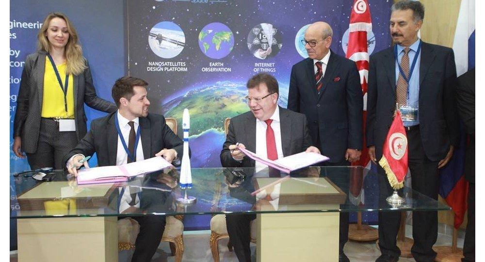 صاحب مشروع أول قمر صناعي تونسي: نمتلك كفاءات عالية وقادرين على اكتساح مجال تكنولوجيا الفضاء