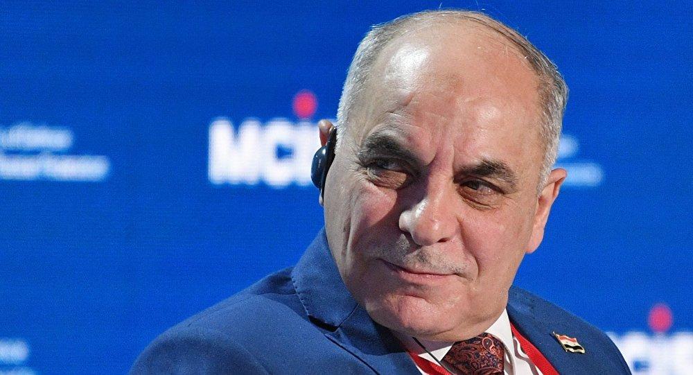 نائب وزير الدفاع السوري العماد محمود الشوا