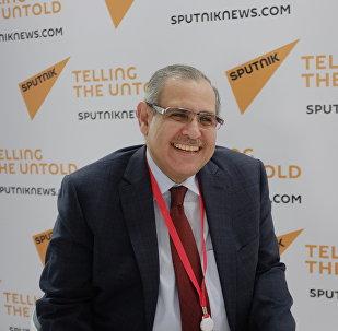 السفير إيهاب نصر، سفير مصر لدى روسيا