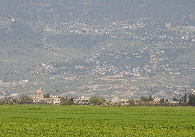 صواريخ الإرهابيين تعكر احتفالات عيد الفصح في ريف حماة الشمالي