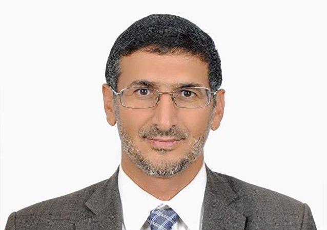 الباحث السياسي اليمني، مؤسس حركة الشباب المؤمن، محمد عزان