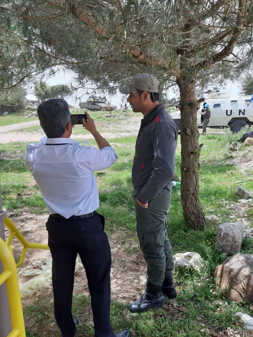 دبابات إسرائيلية تخترق المنطقة منزوعة السلاح نحو مواقع الجيش السوري بالجولان