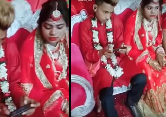 عريس يلعب  PUBG ويترك عروسته في حفل الزفاف