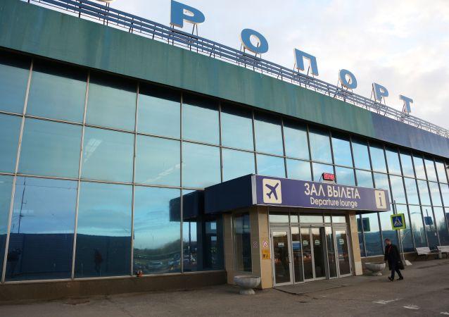مطار شيريميتيفو، 5 مايو/ آيار 2019