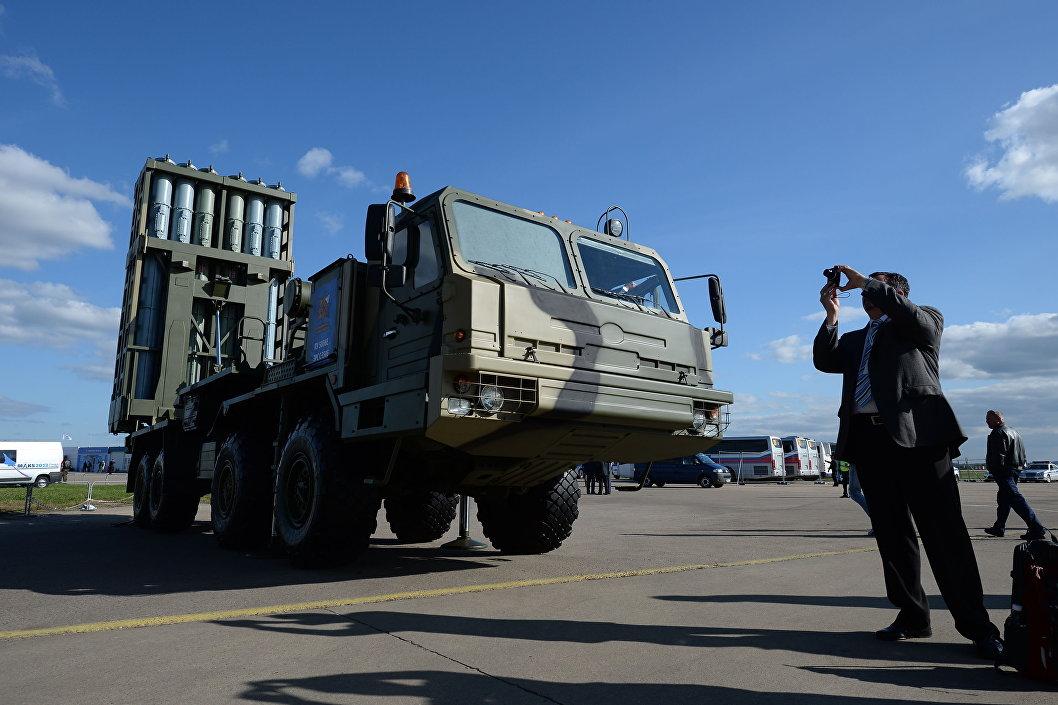 منظومة إس-350 فيتياز للدفاع الجوي