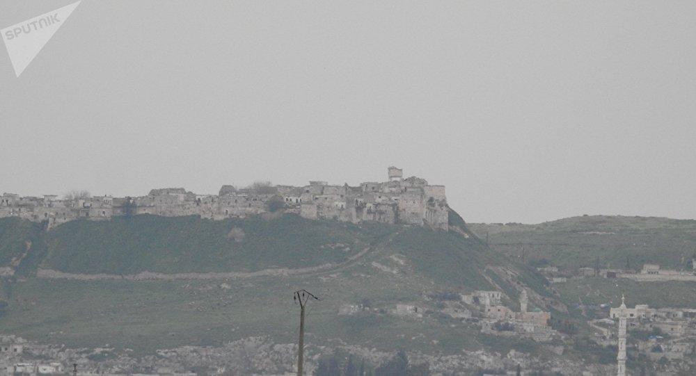 قلعة المضيق