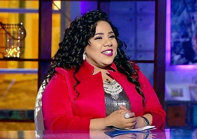 الممثلة المصرية شيماء سيف