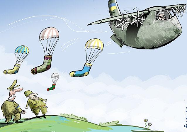 سافتيشنكو: بوروشينكو ألبس الجنود الجوارب، لكنه سرق الدبابات