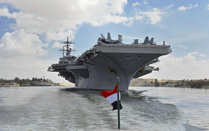 خبير: الحديث عن حرب كبرى في الخليج
