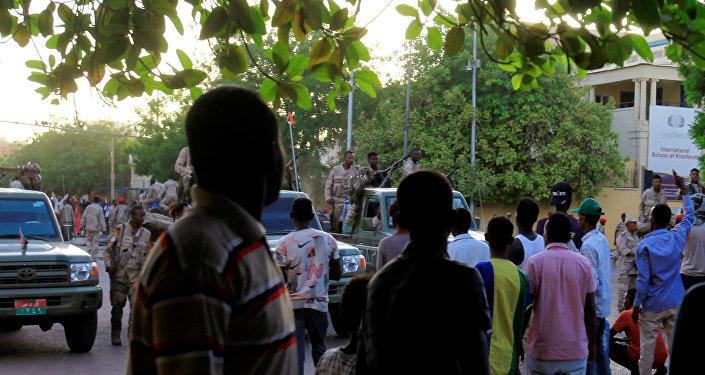 احتاجاجات السودان