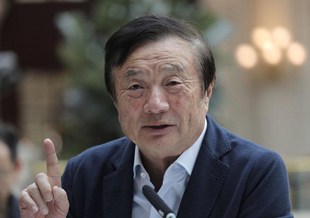 مؤسس شركة هواوي الصينية