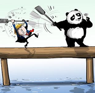 ترامب لا يملك فرصة لكبح صعود الصين على الساحة العالمية