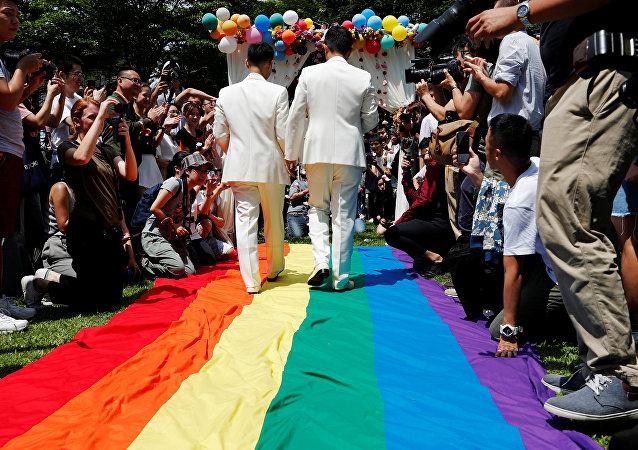 زواج مثلي في تايوان