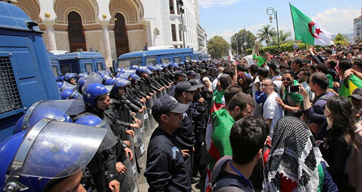 استمرار الاحتجاجات في الجزائر، 21 مايو/ أيار 2019