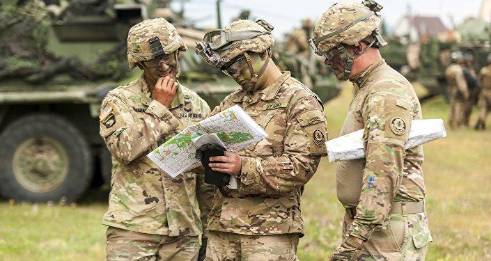 الجنود الأمريكيون