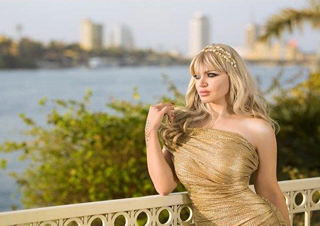 الكاتبة المصرية ياسمين الخطيب