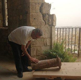 الحرب تحيل مدفع رمضان للتقاعد في حلب بعد 6 قرون على رحلته من القاهرة
