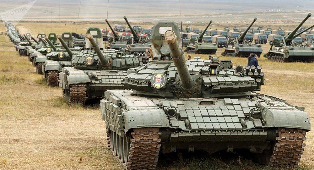 """الجيش الروسي يحصل على أحدث قذائف الدبابات """"ليكالو"""""""