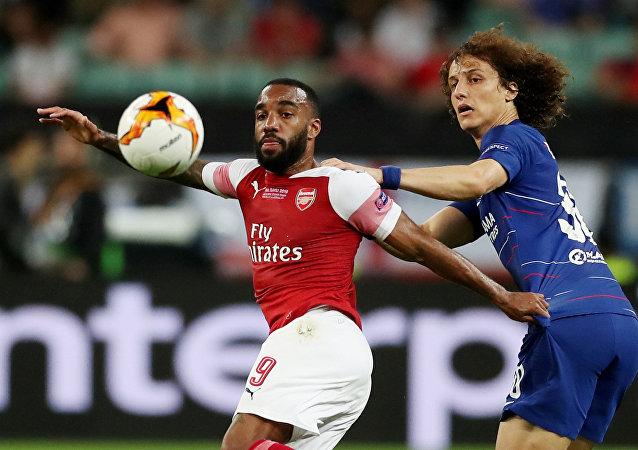 مباراة أرسنال وتشيلسي في نهائي الدوري الأوروبي