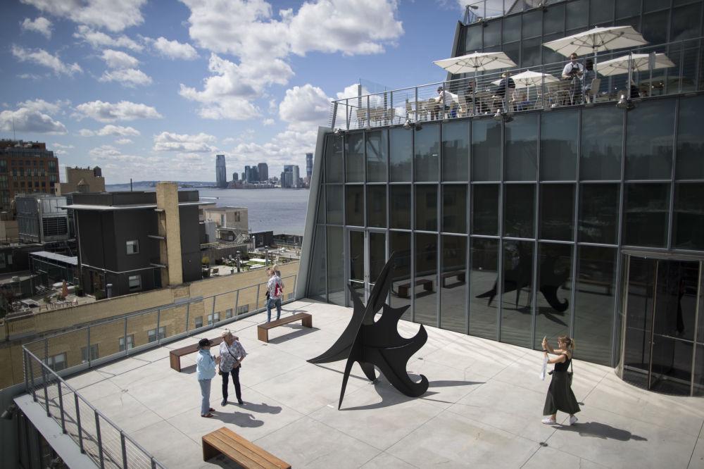متحف ويتني للفن الأمريكي في نيويورك