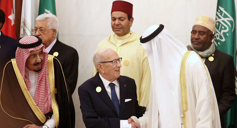 القمة العربية الطارئة في مكة المكرمة