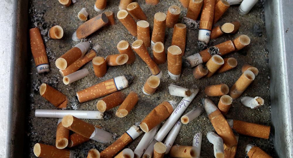 لا تدع التبغ يخنقك اليوم العالمي لمكافحة التدخين Sputnik Arabic