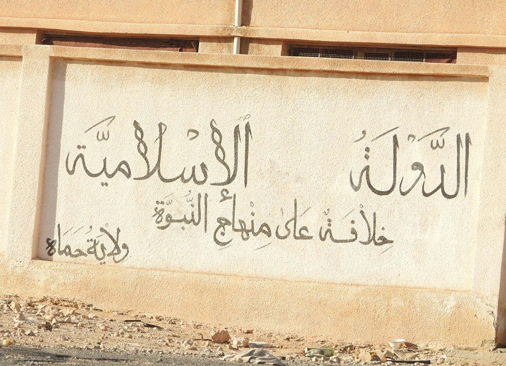داعش يشترط رفع (رايته) على جبهات حماة