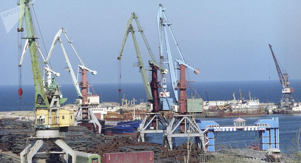 ميناء ماخاتشكالا