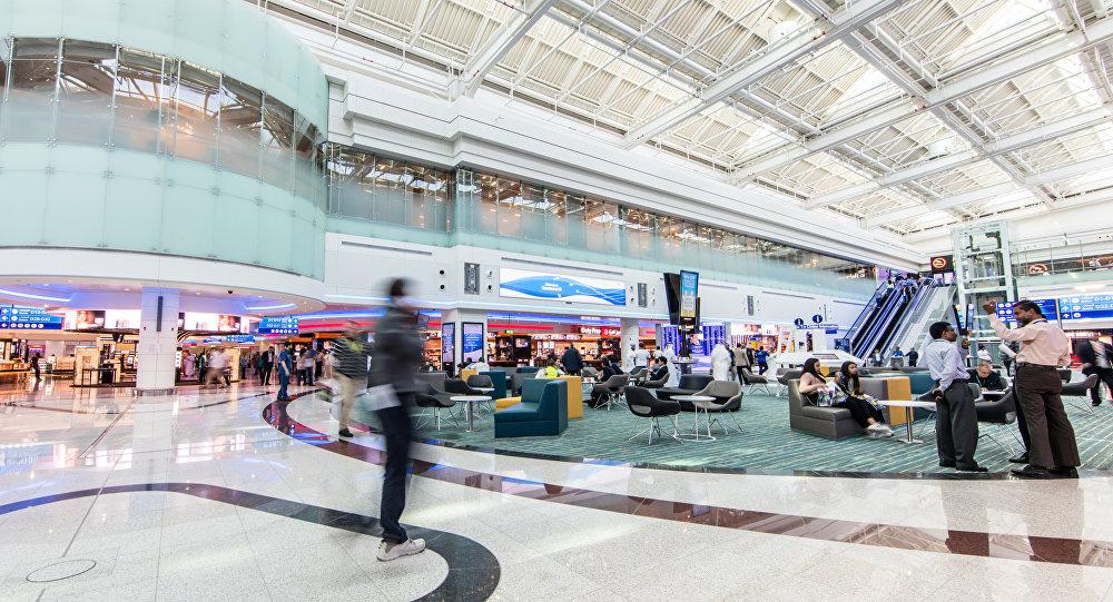 مطار دبي الدولي، الإمارات