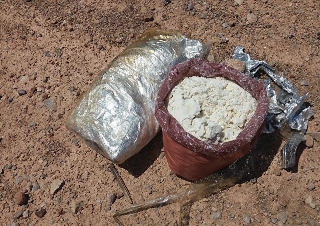 الأمن السوري يضبط أطناناً من متفجرات (C4) و (TNT) في الجولان