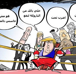ترامب يعرب عن استعداده لقبول معلومات من أجانب عن منافسيه بانتخابات 2020