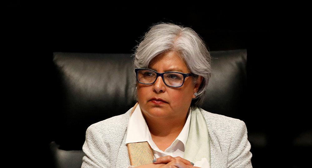 وزيرة الاقتصاد المكسيكية غراسيلا ماركيز