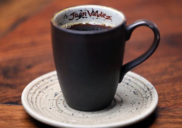 كوب قهوة