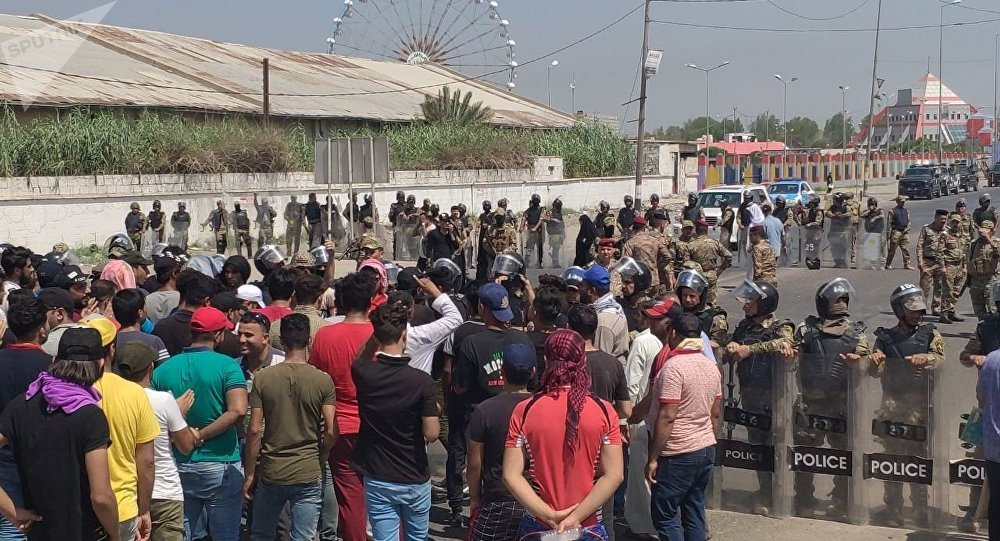 غليان شعبي يتجدد في محافظة البصرة