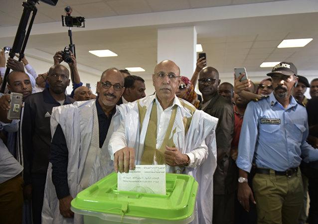 محمد ولد الغزواني رئيسا لموريتانيا بعد فرز أكثر من 93% من الأصوات