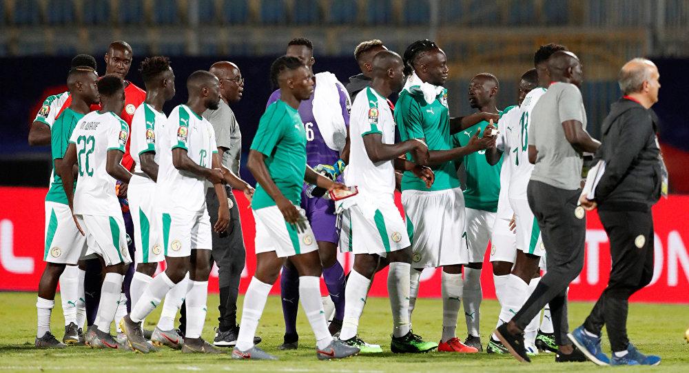 منتخب السنغال