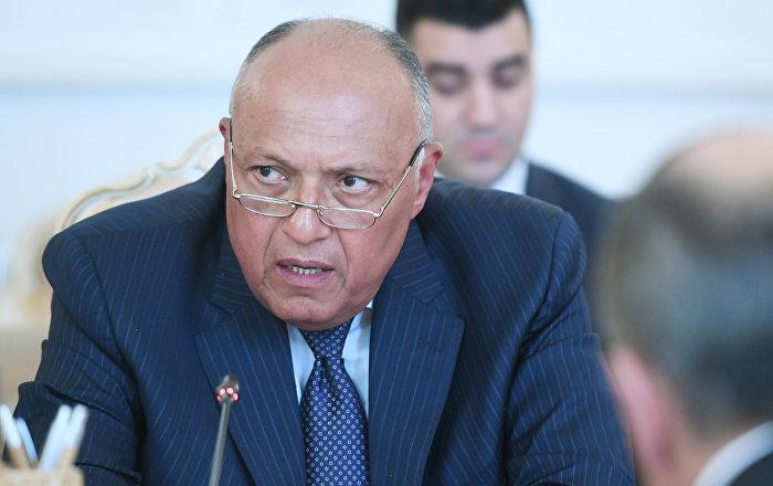 الخارجية المصرية لأمريكا: القضية الفلسطينية ينبغي أن تحل على أساس