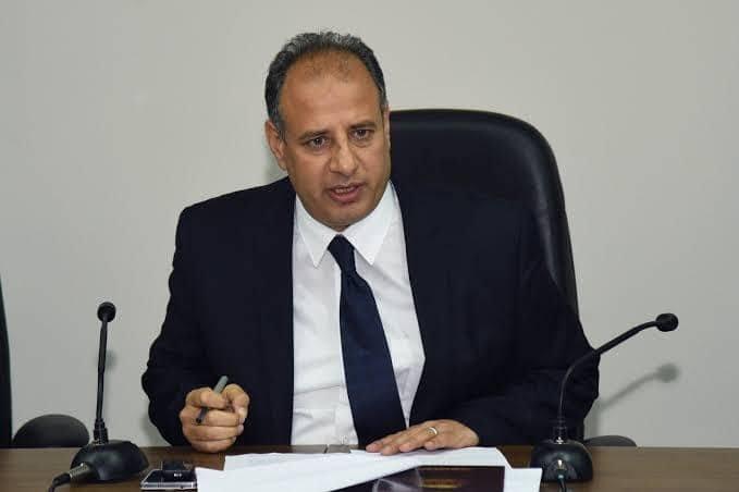 الدكتور محمد سلطان رئيس اللجنة الطبية باللجنة المنظمة لبطولة كأس الأمم الإفريقية 2019