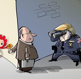 الشركات الدولية ستجد طرقا للتحايل على الطظر الأمريكي للتعاون مع الصين