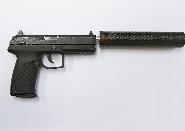 مسدس الجيش الروسي الجديد أوداف