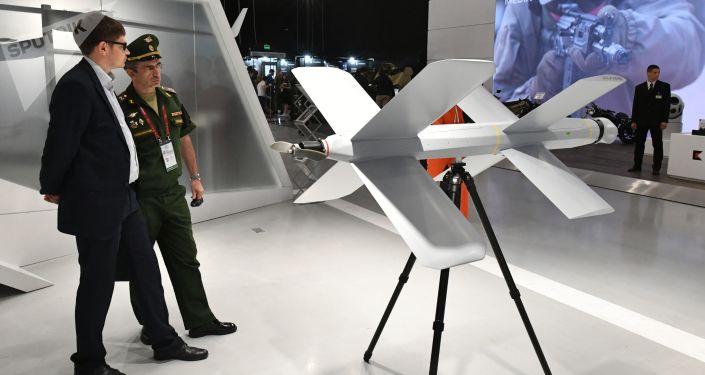 """""""أرميا 2020"""": أول عرض أسلحة مضادة لصواريخ كروز"""